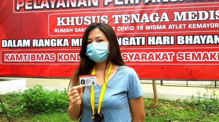 Bisa PerpanjangSIM Gratis di RS Darurat Wisma Atlet Kemayoran, Begini Komentar Dokter Cantik