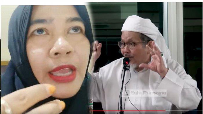 Viral Ningsih Tinampi Ngaku Bisa Panggil Nabi & Malaikat, KH Tengku Zulkarnain: Gak Level Kita Lah
