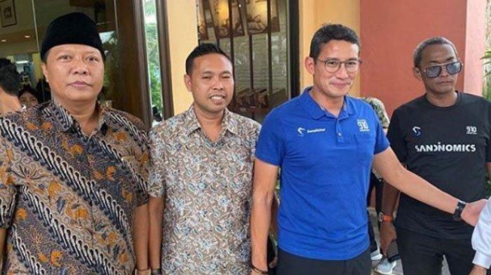 Politikus Gerindra Nizar Zahro Meninggal, Sandiaga Uno Kenang Saat Dijemput di Bandara Juanda