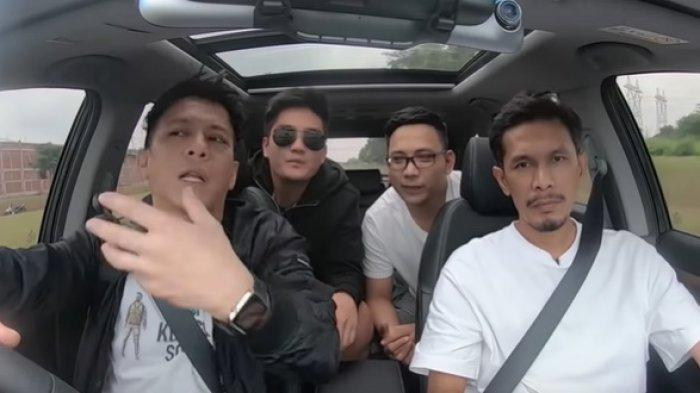 Ketika Boy William Ditantang Nge-MC Pakai Bahasa Sunda, Ariel NOAH Beri Pujian: Nilainya Sembilan!