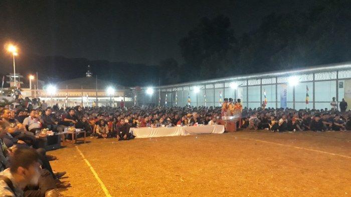 Karutan Cilodong Depok Berharap Nonton Bareng Final Piala Dunia Jadi Hiburan Warga Binaan