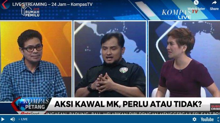 Faizal Assegaf Nilai Aksi PA 212 di MK Bentuk Protes ke Prabowo, Novel Bamukmin Tertawa Ungkap Ini