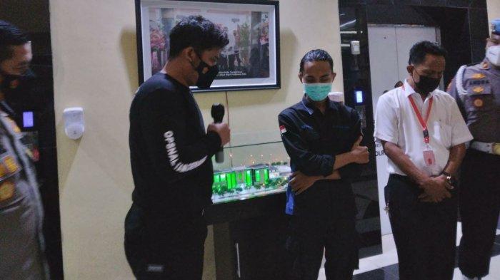Kapolreta Tangerang Ungkap Polisi yang Banting Mahasiswa Saat Demo Berpangkat Brigadir