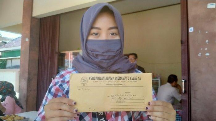 Wanita 19 Tahun Ini Putuskan Jadi Janda Baru Karena Suaminya Sering Main Kasar, Ratusan Orang Antre