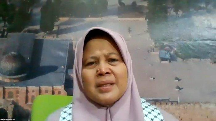 Koalisi Perempuan Indonesia untuk Al Quds dan Palestina Kecam Aksi Kekerasan di Al Quds