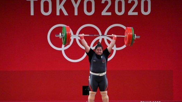 Daftar Atlet Indonesia Peraih Medali di Olimpiade Tokyo 2020, Nurul Akmal Jadi Penutup Perjuangan