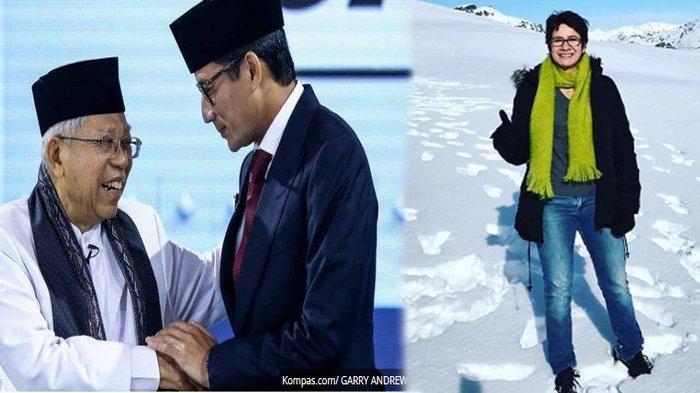 Nurul Arifin Ngaku Puas & Klaim Maruf Amin Ungguli Sandiaga Uno 3-0, Ira Koesno Justru Tertawa