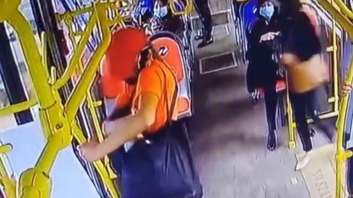 Ini Motif Pencuri Hand Sanitizer di Bus Transjakarta, Kasusnya Diselesaikan Secara Kekeluargaan