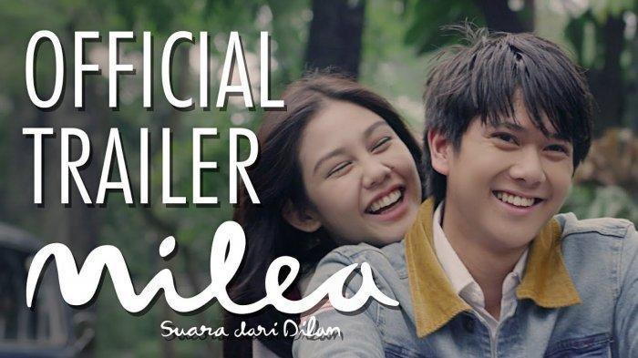 Trending YouTube, Ini Trailer Film Milea: Suara dari Dilan, Siap Tayang di Bioskop 13 Februari 2020