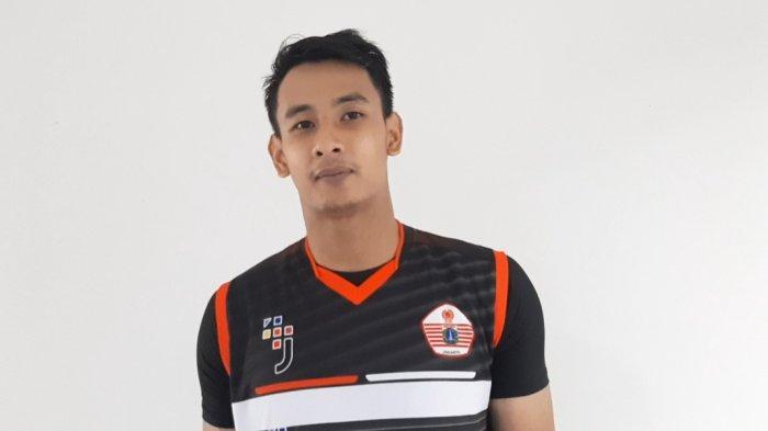 Kenalkan, Okky Damar Saputra Sosok Kunci Tim Voli Putra DKI Jakarta yang Bikin Lawan Keder