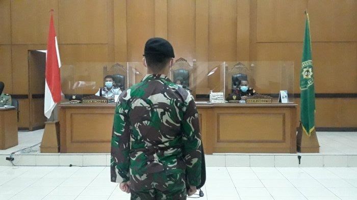 Hari Ini, Pengadilan Militer Bacakan Vonis Empat Oknum Anggota TNI Pelaku Perusakan Polsek Ciracas