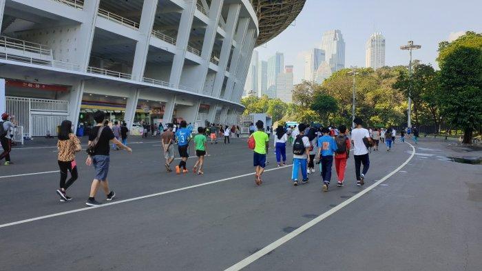 Sarana Olahraga Outdoor di Jakarta Sudah Dibuka, Simak Syarat dan Ketentuannya