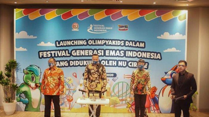 Olimpyakids Luncurkan Festival Generasi Emas Indonesia, Bentuk Dukungan pada Pendidikan Anak