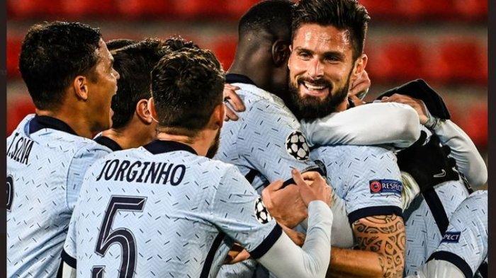 Simak Klasemen Liga Champions, 7 Klub Lolos ke 16 Besar: Dua Klub Liga Inggris, Dua dari LaLiga