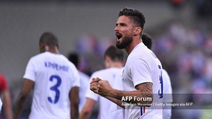 Ada Kante, Benzema hingga Kante, Plt Wali Kota Jaksel Isnawa Adji Jagokan Perancis di Euro 2020