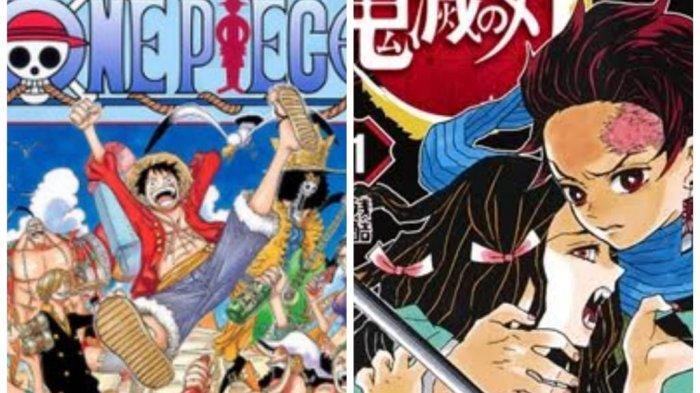 Dua Anime Populer Kimetsu no Yaiba dan One Piece Bakal Tayang di Netflix, Catat Tanggalnya