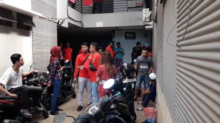Razia Indekos di Serpong Utara: Tujuh Penghuni Positif Narkoba, Tiga Wanita Habis Pesta Sabu