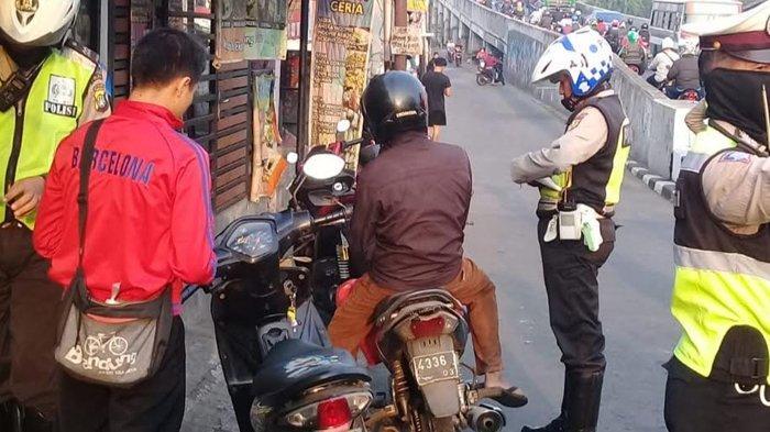 Dua Hari Operasi Patuh Jaya di Tangsel, 352 Pengendara Ditilang