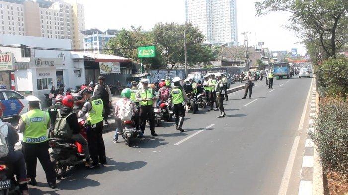 Operasi Patuh Jaya di Jakarta Pusat, Polisi Siap Sanksi Pengendara yang Knalpotnya Bising