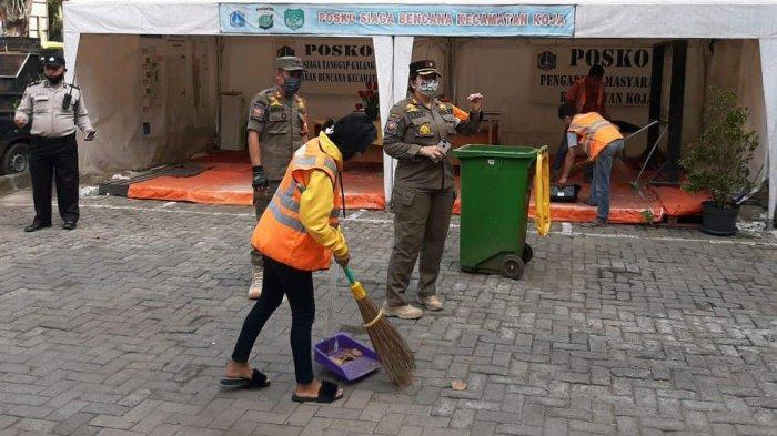 3.862 Pelanggar Tak Pakai Masker di Jakarta Timur Pilih Sanksi Sosial