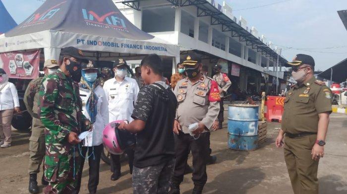 Razia Protokol Kesehatan di Kabupaten Tangerang, 3 Orang di Sepatan Reaktif Covid-19