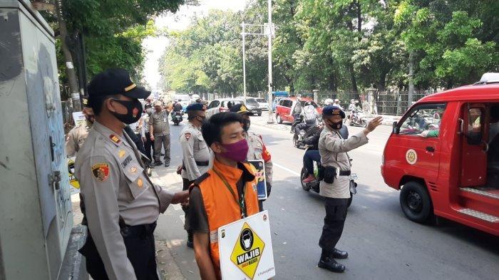 Jumlah Pelanggar PSBB di Kecamatan Menteng Berkurang, Satpol PP: Biasanya Ratusan Sekarang Puluhan