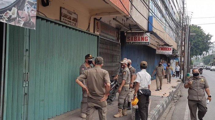 82 Pelanggar PPKM Darurat di Bekasi Timur Divonis Sanksi Denda