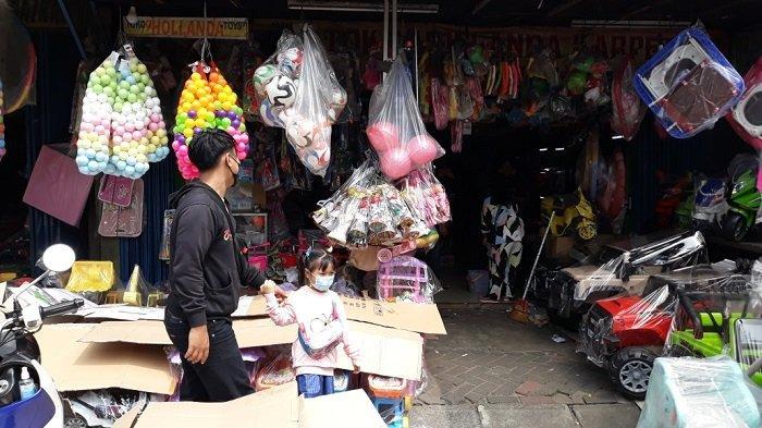 Curhat Pedagang Pasar Gembrong, Jual Mobil Demi Bertahan di Tengah Pandemi Covid-19