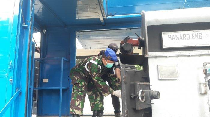 Otmil II-07 TNI Musnahkan Setumpuk Bukti Kasus, Ada Bahan Peledak, Senjata Laras Panjang dan Narkoba - otmil-ii-pemusnaha-n.jpg