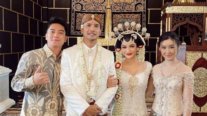Berikut Maskawin Helmi Rahman untuk Presenter Ovi Dian, Boy William dan Calon Istri Menyaksikan