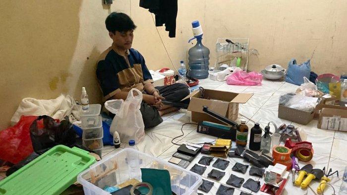 Peredaran Tembakau Sintetis Sangat Laris, Polisi: Pengguna Banyak Mahasiswa
