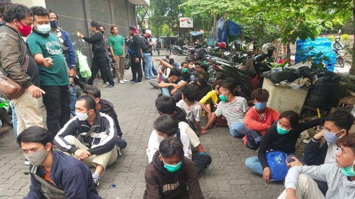 Polisi Kembali Amankan Pelajar yang Diduga Hendak Demo, 42 Orang Diringkus dari Pademangan