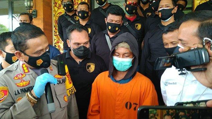Pembunuh Pegawai Bank di Denpasar Berusia 14 Tahun tapi Sudah Berulang Kali Masuk Penjara