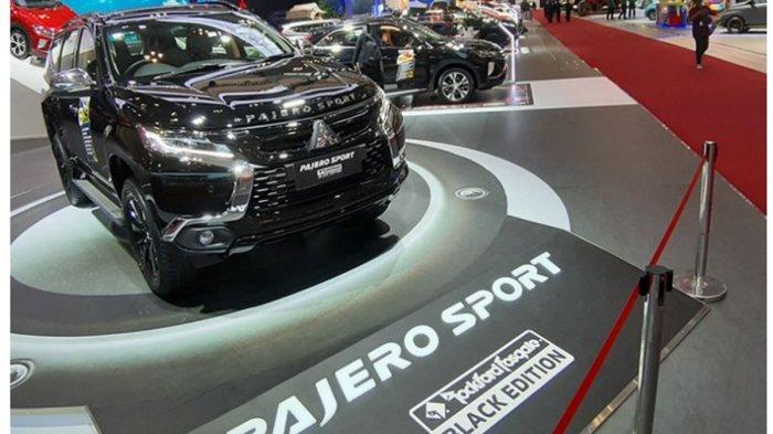 Permintaan Pasar Membludak, Mitsubisi Kembali Hadirkan Pajero Sport Limited Edition di GIIAS 2019