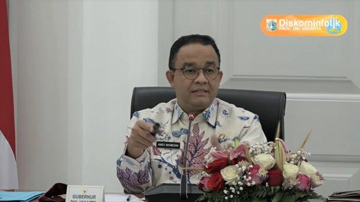 Kasus Covid-19 Tak Kunjung Turun Jelang Libur Akhir Tahun, Anies Perpanjang PSBB hingga 3 Januari
