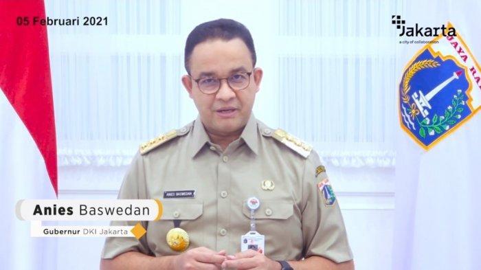 Anies Pamer ke Jokowi Jakarta Keluar dari 10 Besar Kota Termacet di Dunia, DPRD: Itu Karena Covid-19