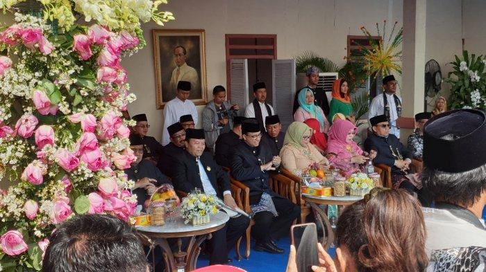 Hadiri Lebaran Betawi di Monas, Gubernur Anies Ingatkan Warga Pertemuan IKADA