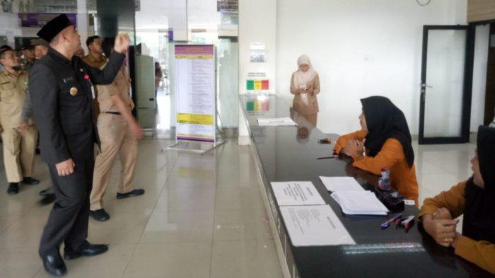 Masuk Hari Pertama Usai Libur Lebaran, 3 Persen PNS Kabupaten Tangerang Tidak Masuk