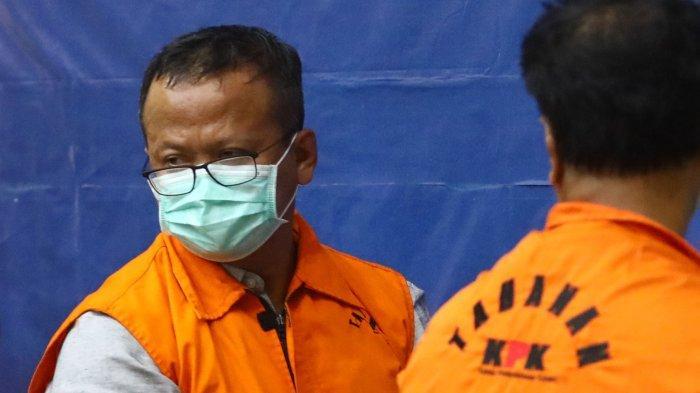 Curhat Eks Menteri KKP Dua Bulan Tidak Bertemu Keluarga, Edhy Prabowo: Saya Butuh Dukungan Moral