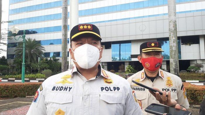 Terjaring Operasi di Jakarta Timur, Puluhan PMKS, Juru Parkir Liar & Ondel-ondel Rapid Test Antigen