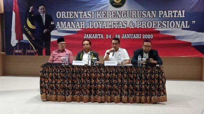 Partai Bulan Bintang Mantapkan Kaderisasi dan Bangun Infrastruktur Partai Siapkan Pemilu 2024