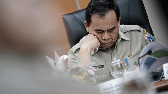 Mencari Sosok Sekda DKI Jakarta Pengganti Saefullah, Putra Betawi Asli Wajib Jadi Pertimbangan