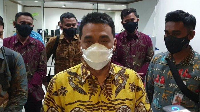 Wakil Gubernur DKI Jakarta Ahmad Riza Patria saat ditemui di Balai Kota, Kamis (4/3/2021).