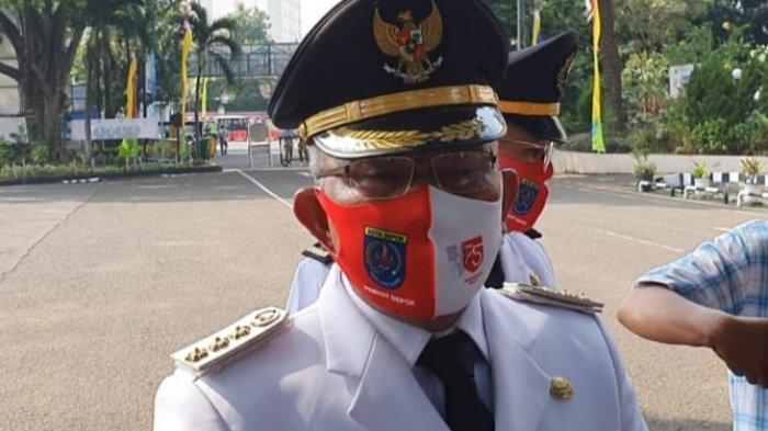Disindir Mendagri Tito Pakai Masker N95, Wali Kota Depok Mohamad Idris: Saya Parno
