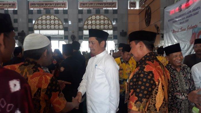 Dalam Rangka HUT ke-492Jakarta, Pemerintah Kota Jakarta Barat Gelar Tasyakuran