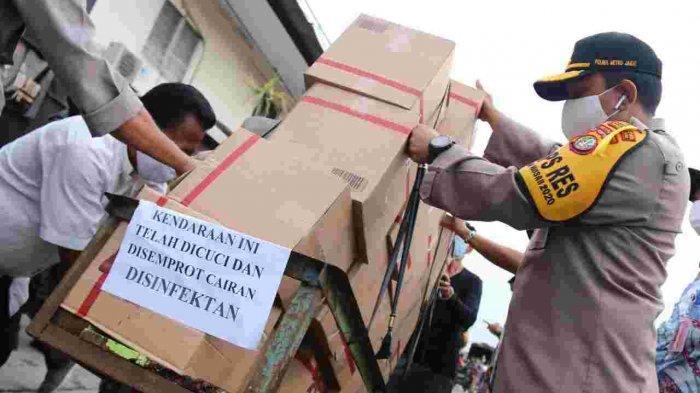 Hari Ini, 18 Kelurahan di Jakarta Dapat Jatah 92 Ribu Paket Sembako PSBB