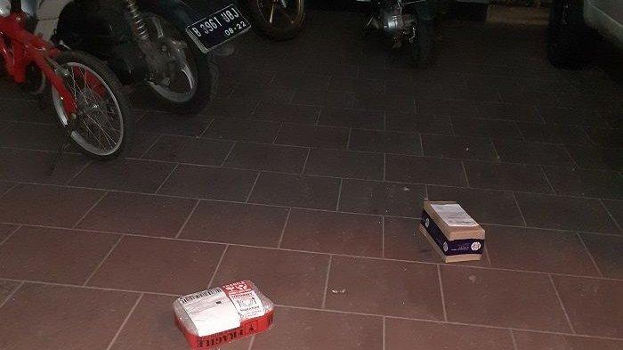 Tak Mau Klarifikasi Soal Elus Perut Buncit, Kurir Diminta Lempar Paket ke Rumah Nissa Sabyan