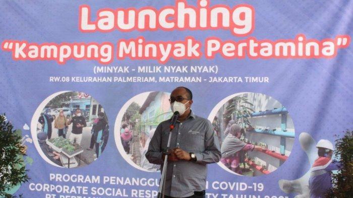 Kampung Minyak Hadir di Matraman, Hijaukan Permukiman hingga Berikan Nyak-nyak Penghasilan Tambahan
