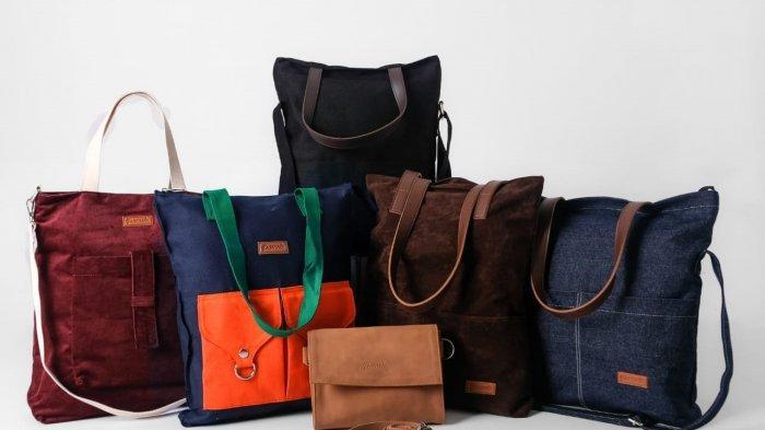 Bangga Buatan dalam Negeri, Brand Tas Pamole Tak Kalah dengan Kualitas Impor
