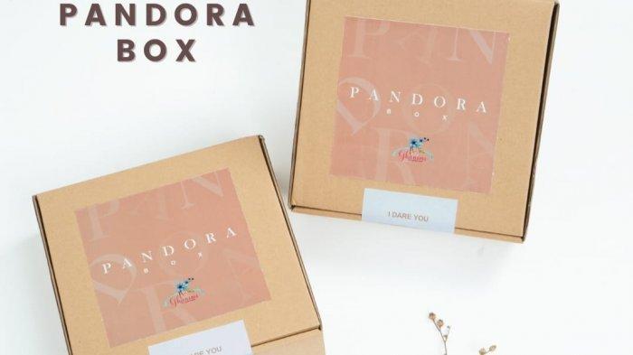 Hadiah Misterius Pandora Box dari Ghanimi, Bisa Berisi Harapan atau Kutukan